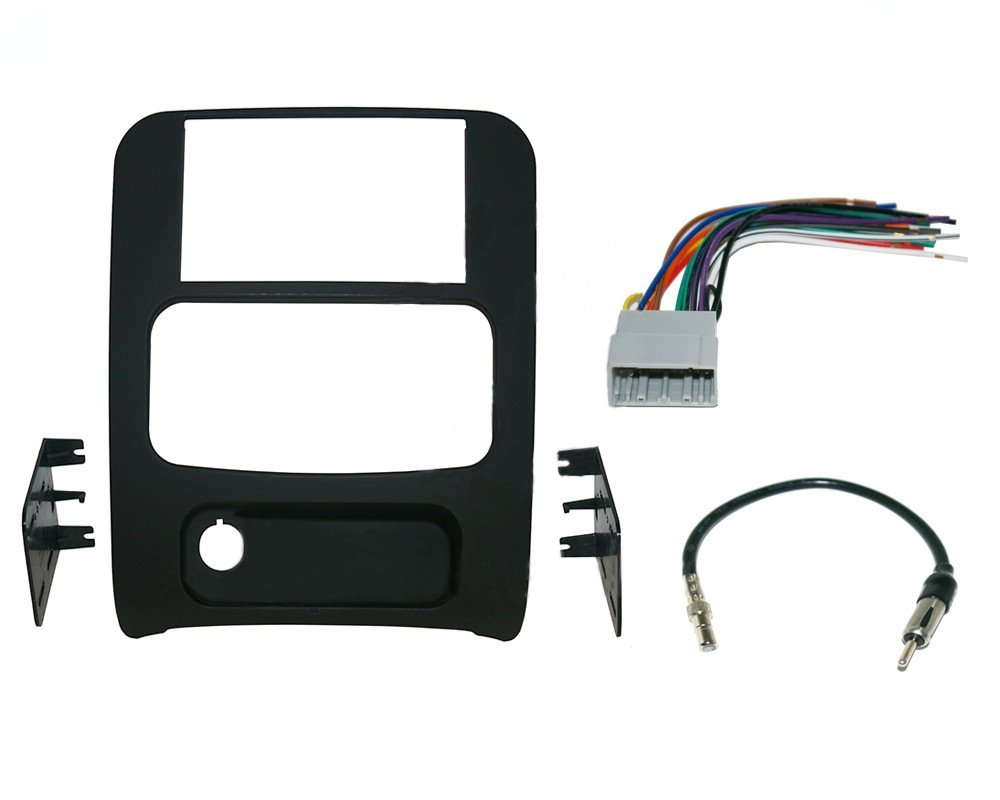 Cheap Aftermarket Double Din Find Deals On 2002 Acura Tl Radio Get Quotations Jeep Liberty 2003 2004 2005 2006 2007 Installation Dash Kit Bezel