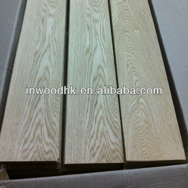 Natural Chinese Oak Flooring Veneer