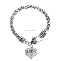 Diy Zinc Alloy Engraved Basketball Crystal Heart Charms For ...