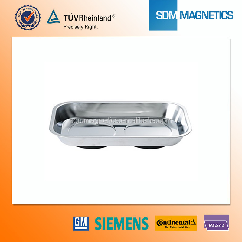 Top Sale Strong Magnet Magnetic Tray with Certification ISO/TS 16949