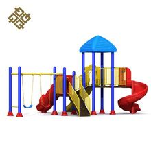 Best Seller Cheap Curve Slide And Slide Large Size Kids Playground Swing, Big Water Slides For Sale