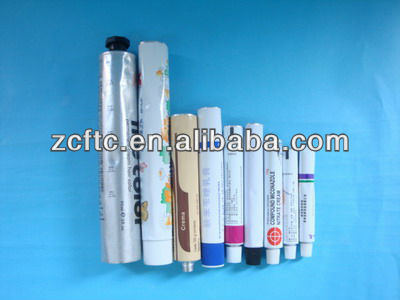 aluminum tube for pharmaceutical and cosmetics