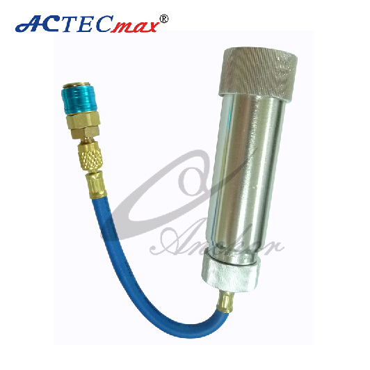 R12/R134a Air Conditioning System Oil Injector