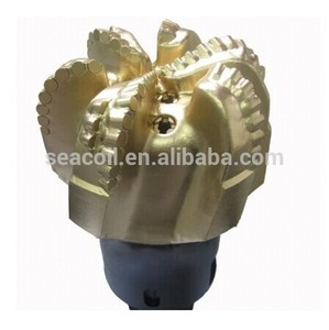 "12 1/4"" Hard Rock PDC Drill Bit/ Diamond Drilling Bit for Oil Field Drilling"
