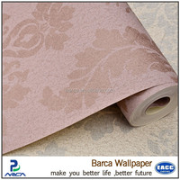 Home design high quality vinyl wallpaper stock lots