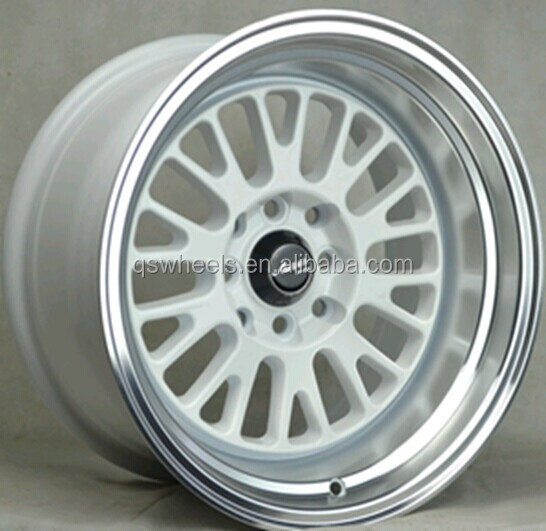 Deep Dish Wheels 15 Inch Alloy Wheel 4x100 Replica Wheel On Sale ...