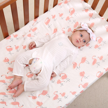New Style Newborn Baby Floral Swaddle Wrap 100 Cotton Soft Blanket
