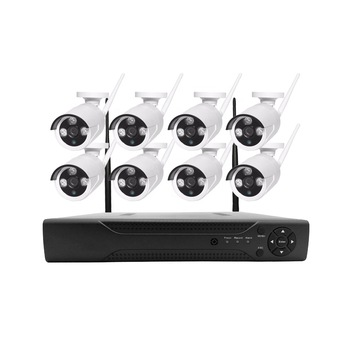 Hd Idvr Wifi Hd 1080p Wifi Nvr Kit,5g Wireless Nvr With 4 Wifi Ip Camera For Home Security - Buy 5g Wireless Nvr 8 Camera,Home Security Cameras Set Wifi,Pinhole Wifi Ip Camera