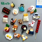 Promotional Gifts 3D Food Shape Cute Fridge Magnet