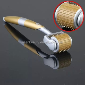 CE Certification Titanium ZGTS Microneedle disposable derma roller