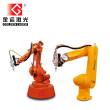 <span class=keywords><strong>6</strong></span> axis robot arm fiber laser snijmachine voor automotive onderdelen