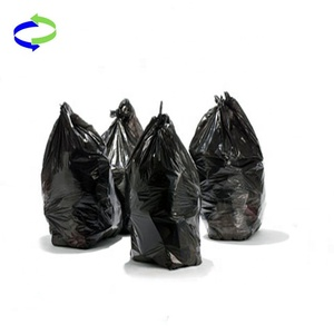China Custom Hot Sale Plastic PE Waste Bin Liners/Refuse Sacks/Trash can liners in Large Capacity