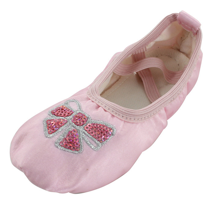 fb6e4e5dd Buy D30 Free Shippment Professional Ballet Dance Shoes for Girl Euro ...