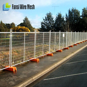 1000mm(L) x 2100mm(H) hot dipped galvanized temporary Pedestrian Gate