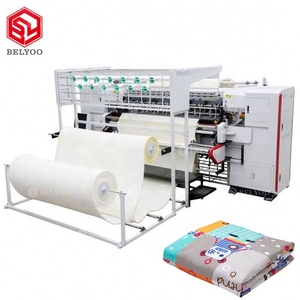 Automatic quilting making machine Home quilter machine Quilt machine in Korea price