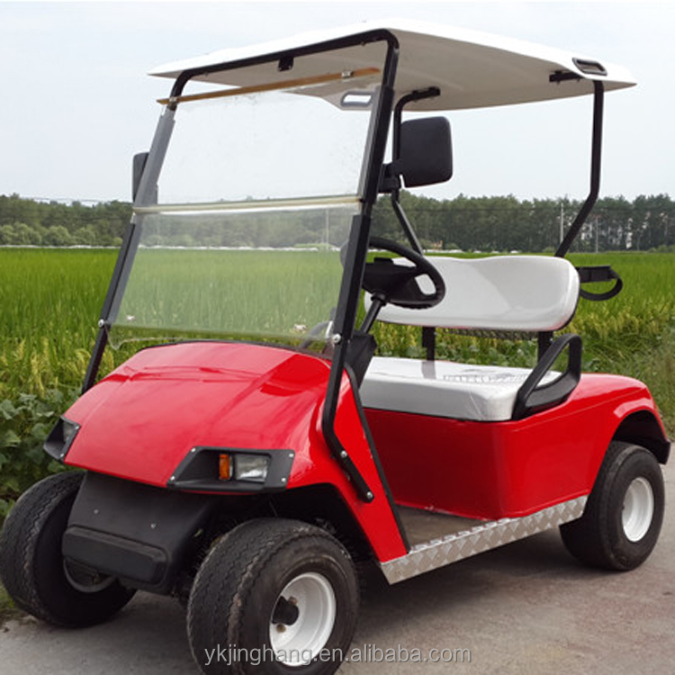 EZ GO 2 seaters Electric Small Golf cart for Golf Club with CE certification