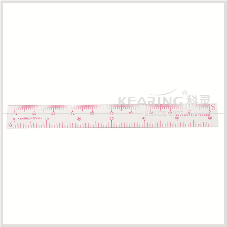 Kearing Engineering Scale Ruler/ruler With 12different Scales ...