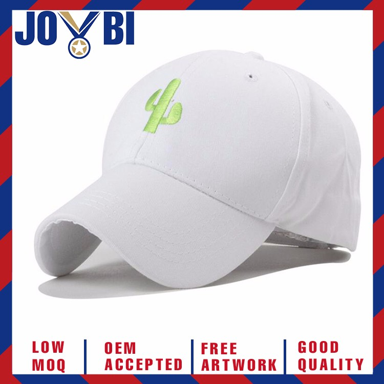 high-end 100 embroider cotton promotion twill sport baseball cap hip hop