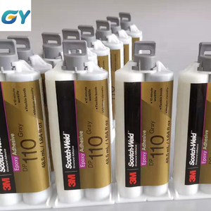 3M 100% Original Wholesale Scotch-Weld Epoxy Adhesive DP100 DP100FR DP110  DP190 DP420 DP460 DP810 DP8005 Stocked Shenzhen