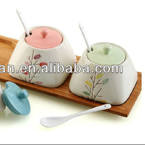 promotional porcelain caster for gift/promotion