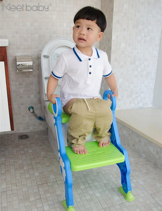 เด็กบ้านเก้าอี้ฝึกอบรมไม่เต็มเต็งที่นั่งบันไดลื่นขั้นตอนและหนาเบาะไม่เต็มเต็งกับบันไดสำหรับเด็ก