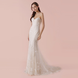 High end china factory direct wholesale wedding dresses china