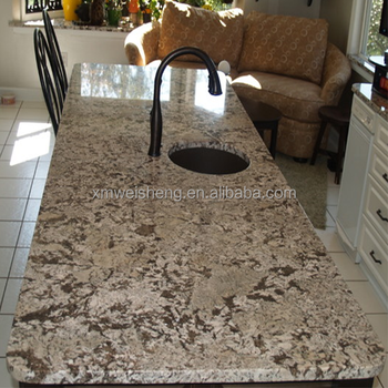 Good Price Bianco Antico Granite Countertop Silver Og Edge Countertops
