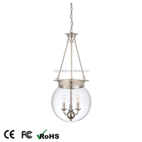 Buy Clear Glass Ball Pendant Light in China on Alibaba.com