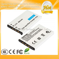 Digital Camera Battery Pack for Casio Exilim EX-S20 EX-S500 CNP-20 CNP20 NP-20 NP20 Battery