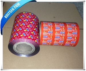 Wholesale Printed Yogurt/Milk/Coffee/Ice cream Aluminium Foil Rolls