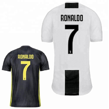 Goedkope 100% polyester sublimatie tshirt <span class=keywords><strong>ronaldo</strong></span> voetbal <span class=keywords><strong>jersey</strong></span> set