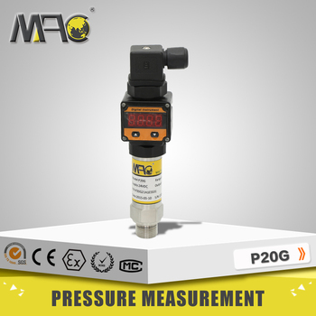 Arduino Air Pressure Gauge