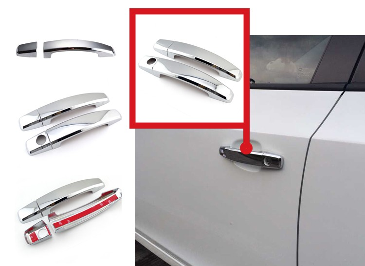 Chevrolet Cruze Exterior Body Parts Accessories Chrome Car Door Parts Buy Car Door Parts Car