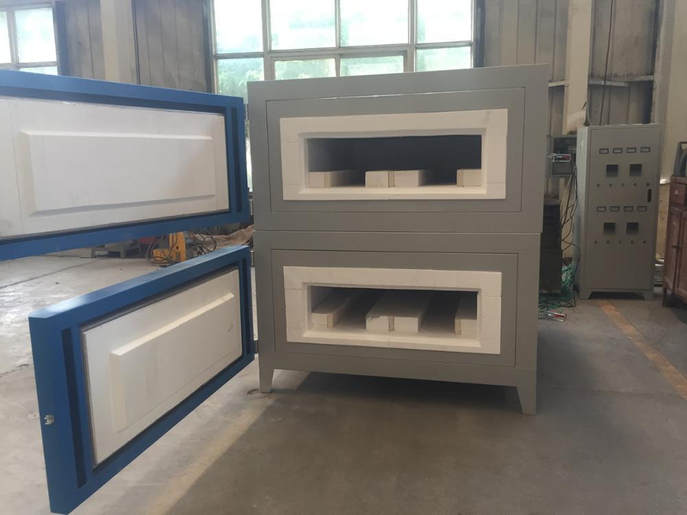 Doppia camera forni per la ceramica per piastrelle di ceramica