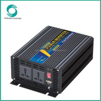 1000w home used ups hybrid solar pure sine inverter
