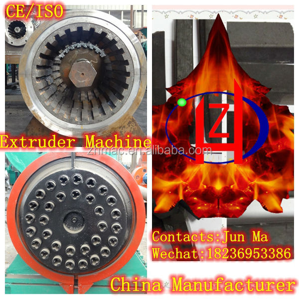 Coal And Charcoal Extruder Machine/charcoal Grinding Machine ...