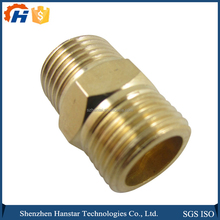 CNC machining Brass metal boat engine part for ship