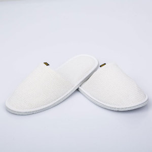 JET-SL-208 disposable indoor room guest hotel type slippers for hotel amenities