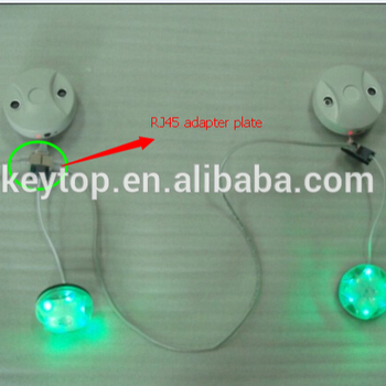 Digital LED Indicator for Car Park Guide Solution
