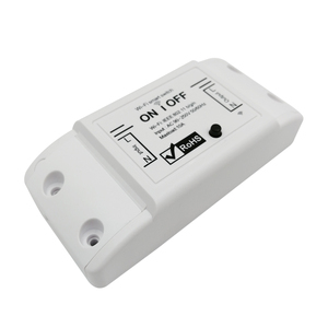 Wireless Wifi Switch Remote Control Automation Module DIY Timer Universal Smart Home NF10110A 220V AC 90-250V