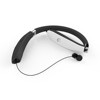 Bluetooth Headphones Wireless Retractable Headset Neckband Stereo Earbuds Sweatproot foldable Earphones with Mic