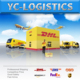 Guanghzou freight forwarder cheap shipping rates from china to philippines lcl ups dhl