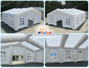 China supplier high quality customized happy wedding tent inflatable