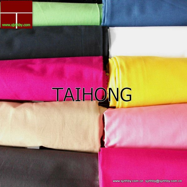 40*40 133*72 cotton dyed poplin wholesale cloth fabric c40 material