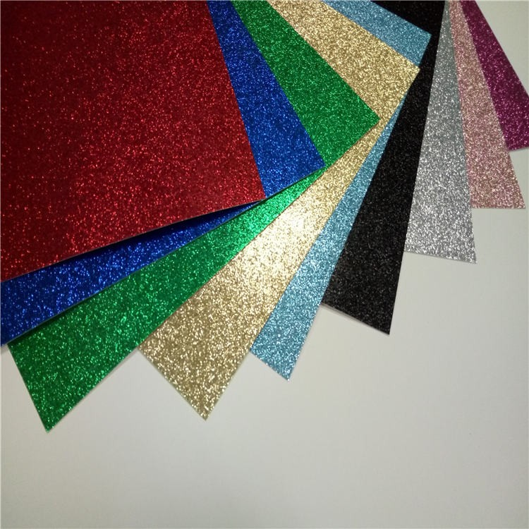 Cardstock Card Color High Quality Card Stock Paper Glitter