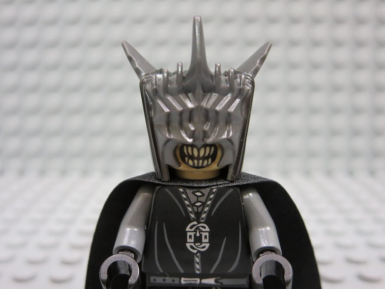 Buy Lego Mouth Of Sauron With Horse From Set Lotr Battle At The Lord Rings Black Gate 79007 Minifig Hobbit 064 A