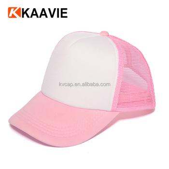 325e65817d9 Wholesale Custom Logo Plain Blank Foam Snap back Baseball Trucker Hat Mesh  Cap