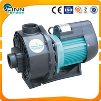 swimming and spa pool electric 2.7kw above-ground pool pump
