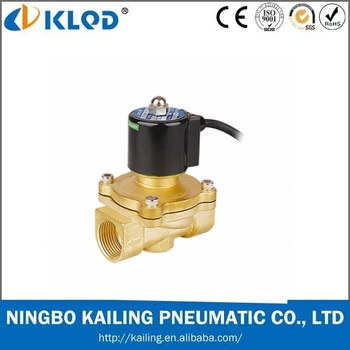 High Quality Waterproof Coil 2W Series Submersible Solenoid Valve