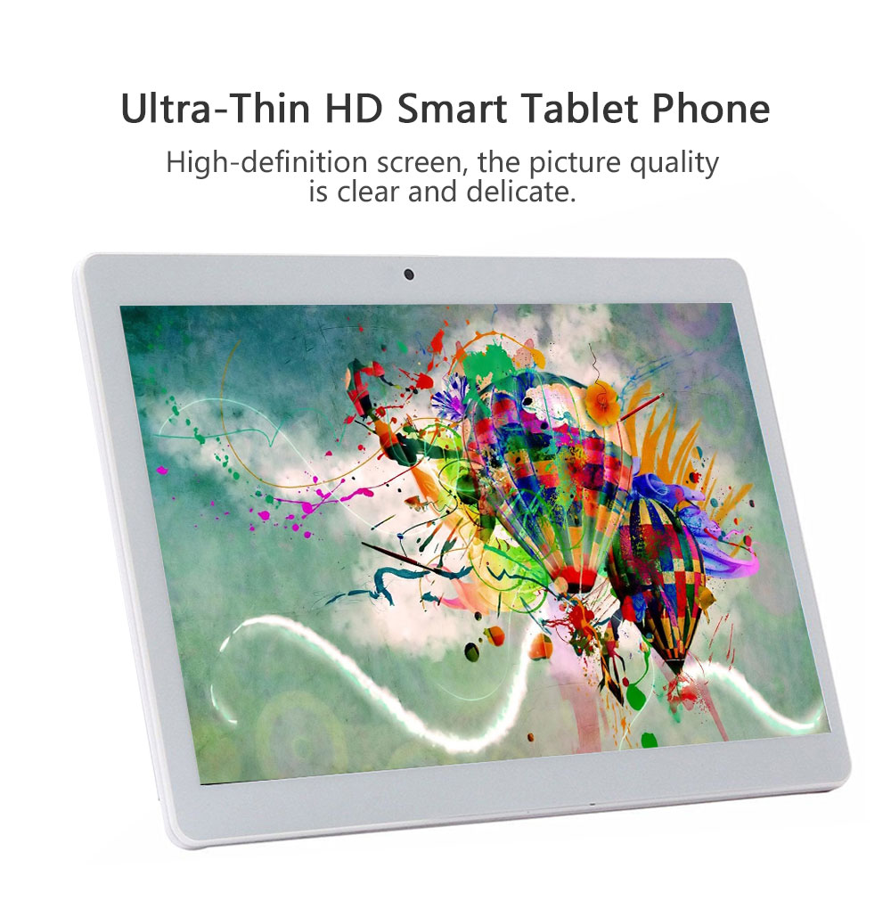 "HD Tablet 10"" inch android computer desktops android tablet pc with wifi"